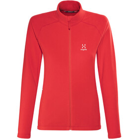 Haglöfs W's Astro II Jacket Pop Red
